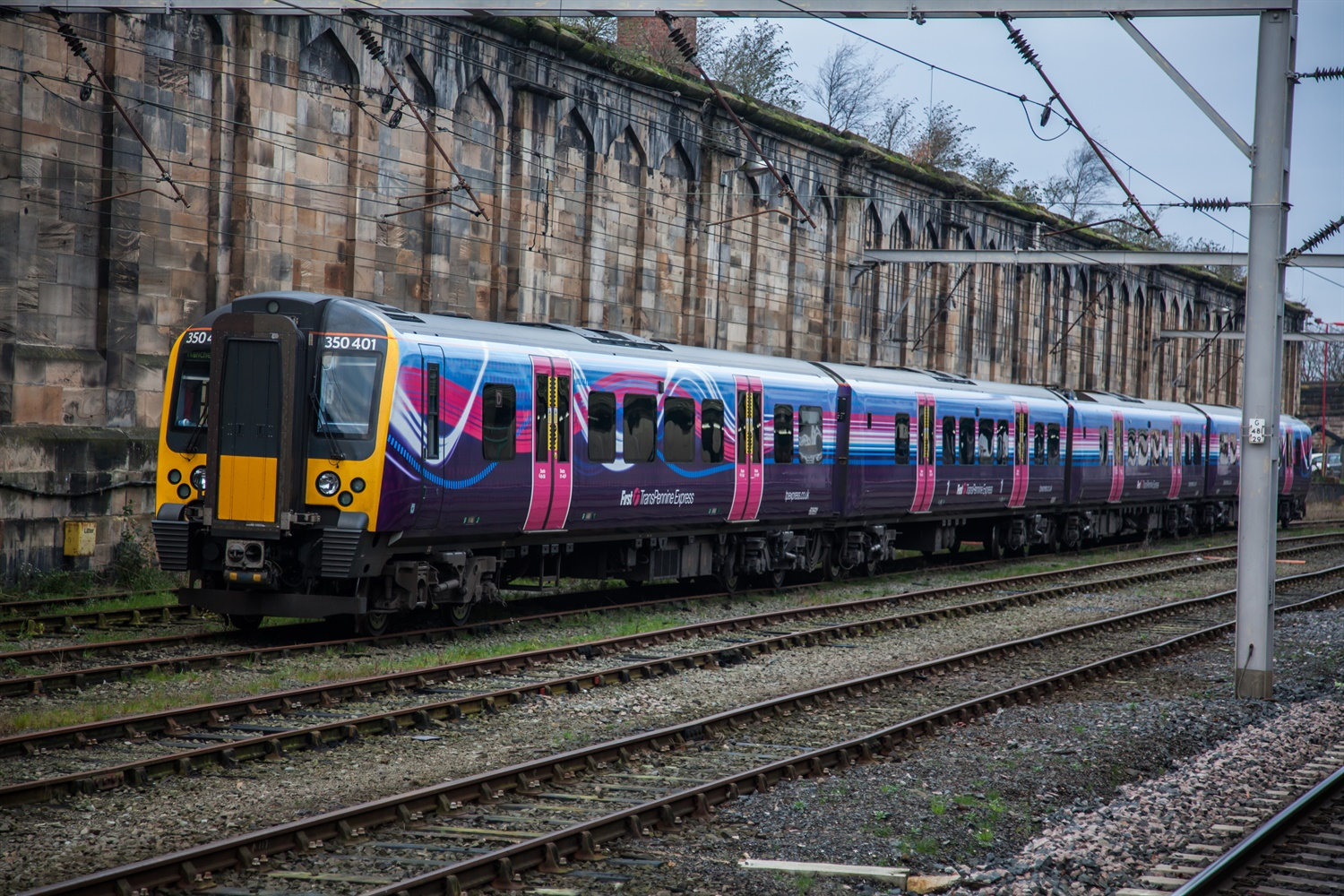 Urgent clarity needed amid claims that TransPennine electrification will be scrapped