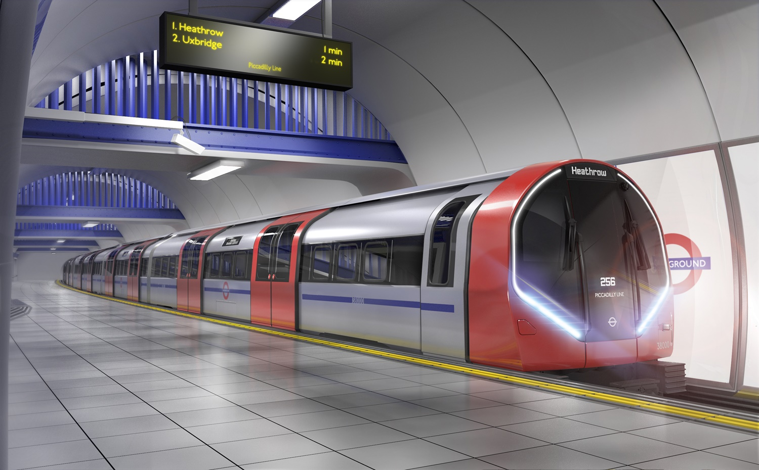 Bombardier and Hitachi launch legal challenge against TfL Tube contract