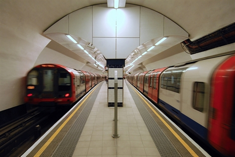 Tube strike talks resume after RMT walkout over safety concerns