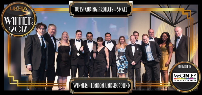 London Underground - Outstanding Projects Small