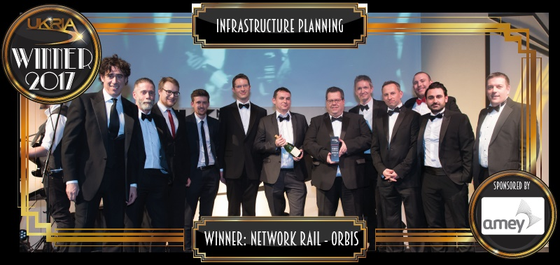 Network Rail ORBIS - Infrastructure Planning