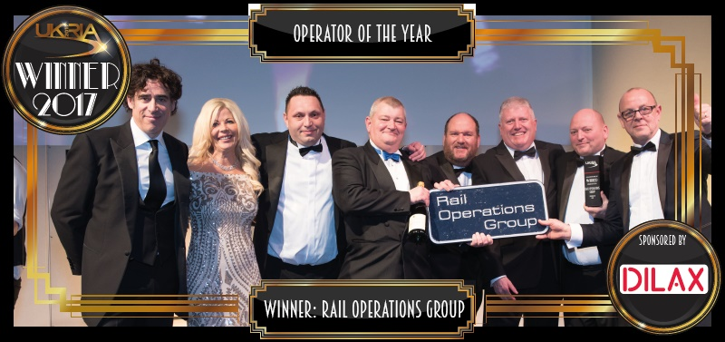 Rail Operations Group - Operator of the year