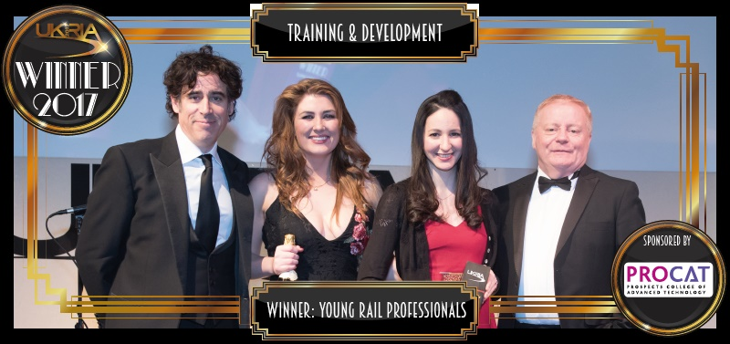 Young Rail Professionals - Training Development