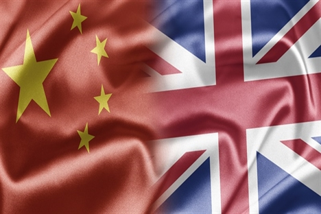 UK and China sign key rail agreement