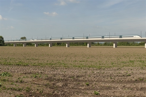 Toton confirmed as HS2's preferred East Midlands hub