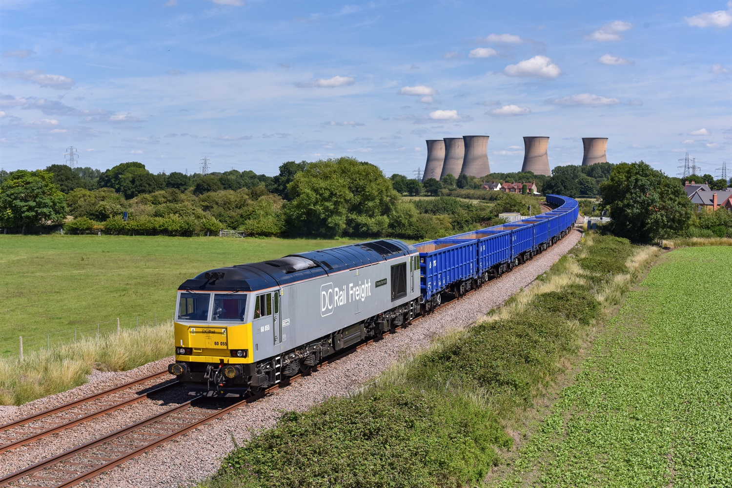 HS2 releases video showing their freight plan for fighting carbon emissions