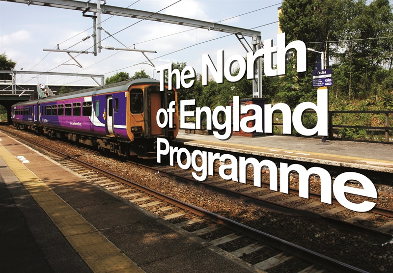 The North of England Programme: Northern Hub plus electrification