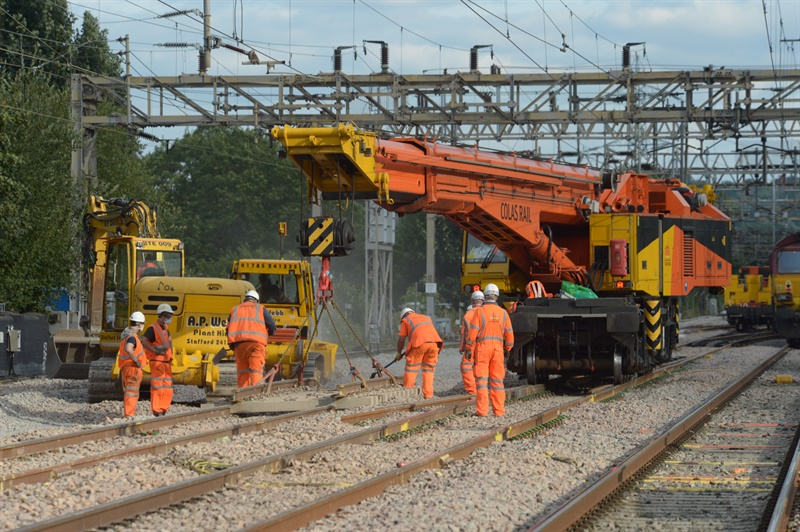 Major West Coast signalling upgrade work set to start