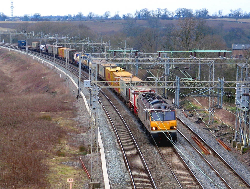 Consumer rail freight movement reaches record high