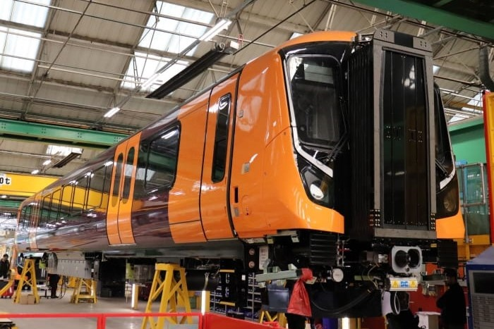 New electric train fleet revealed for Birmingham's Cross-City Line