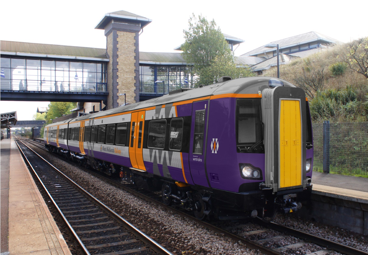CAF officially signs £680m deal for new West Midlands Trains stock