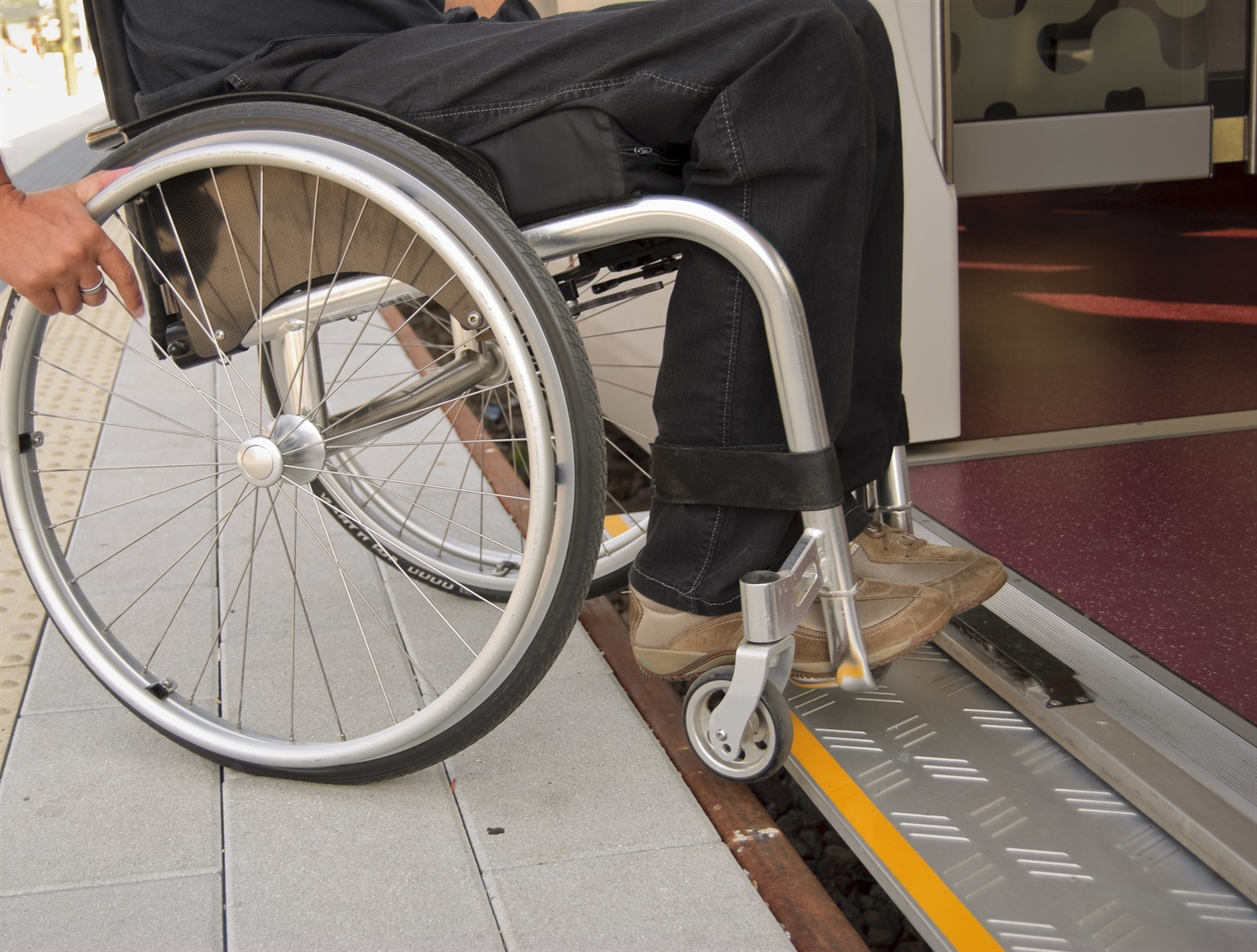 Rail needs to do 'much more' to improve assistance for disabled people