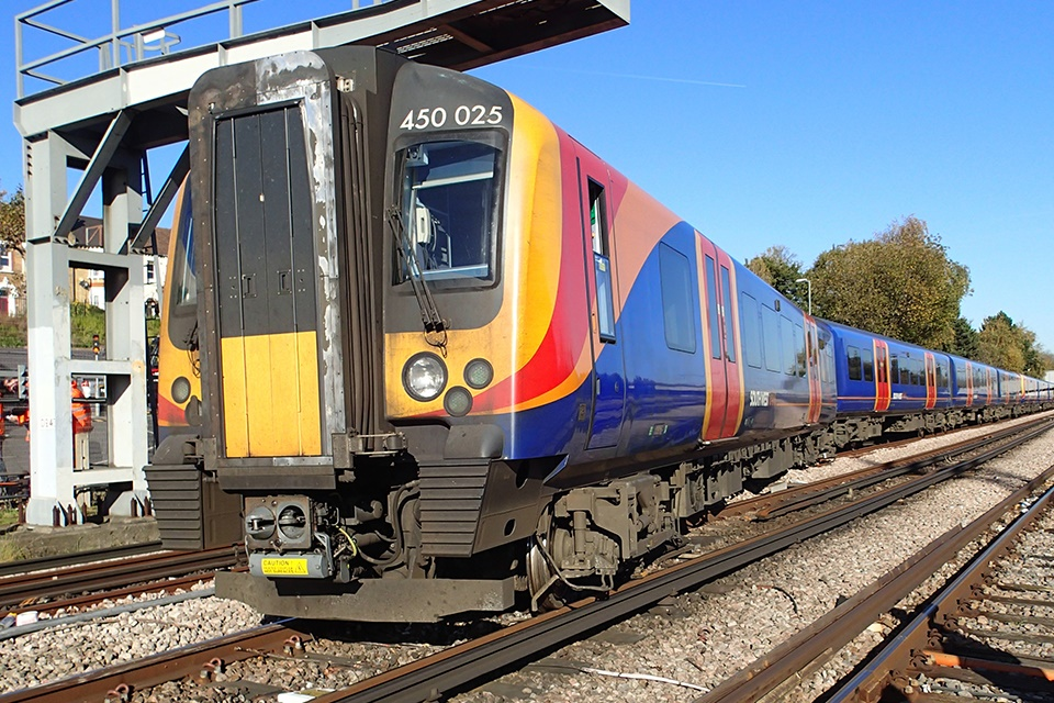 Track boundary confusion between NR and LU caused Wimbledon derailment