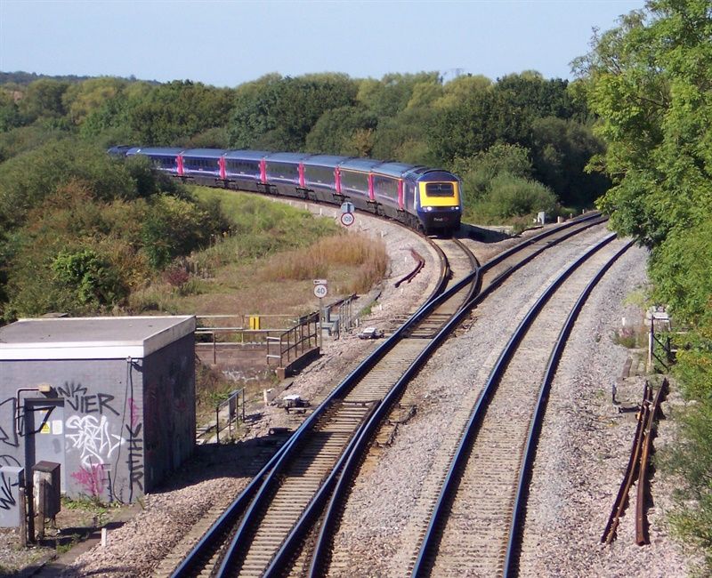 Cotswolds line could see electric trains in CP6