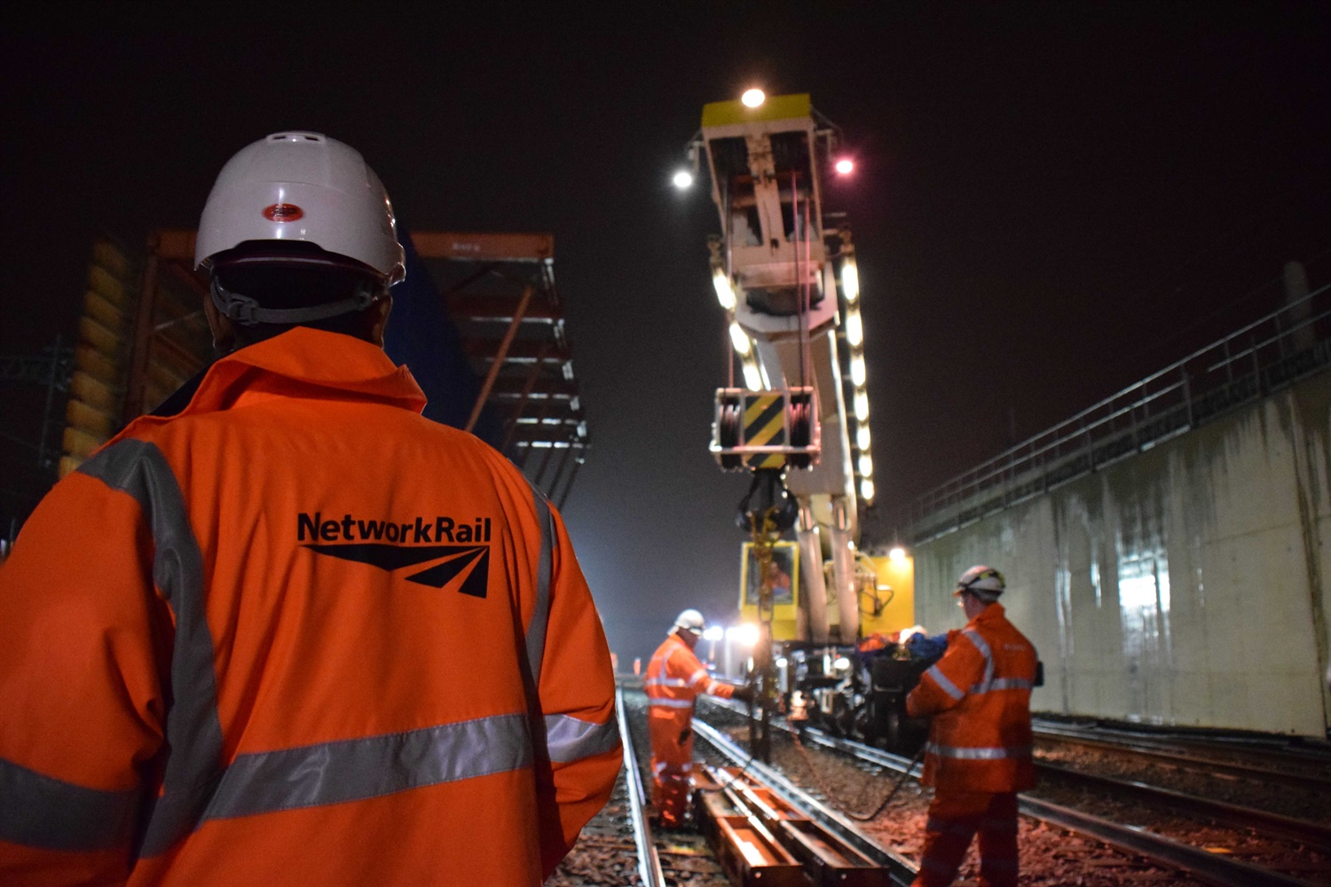 Halfway there for Crossrail surface works