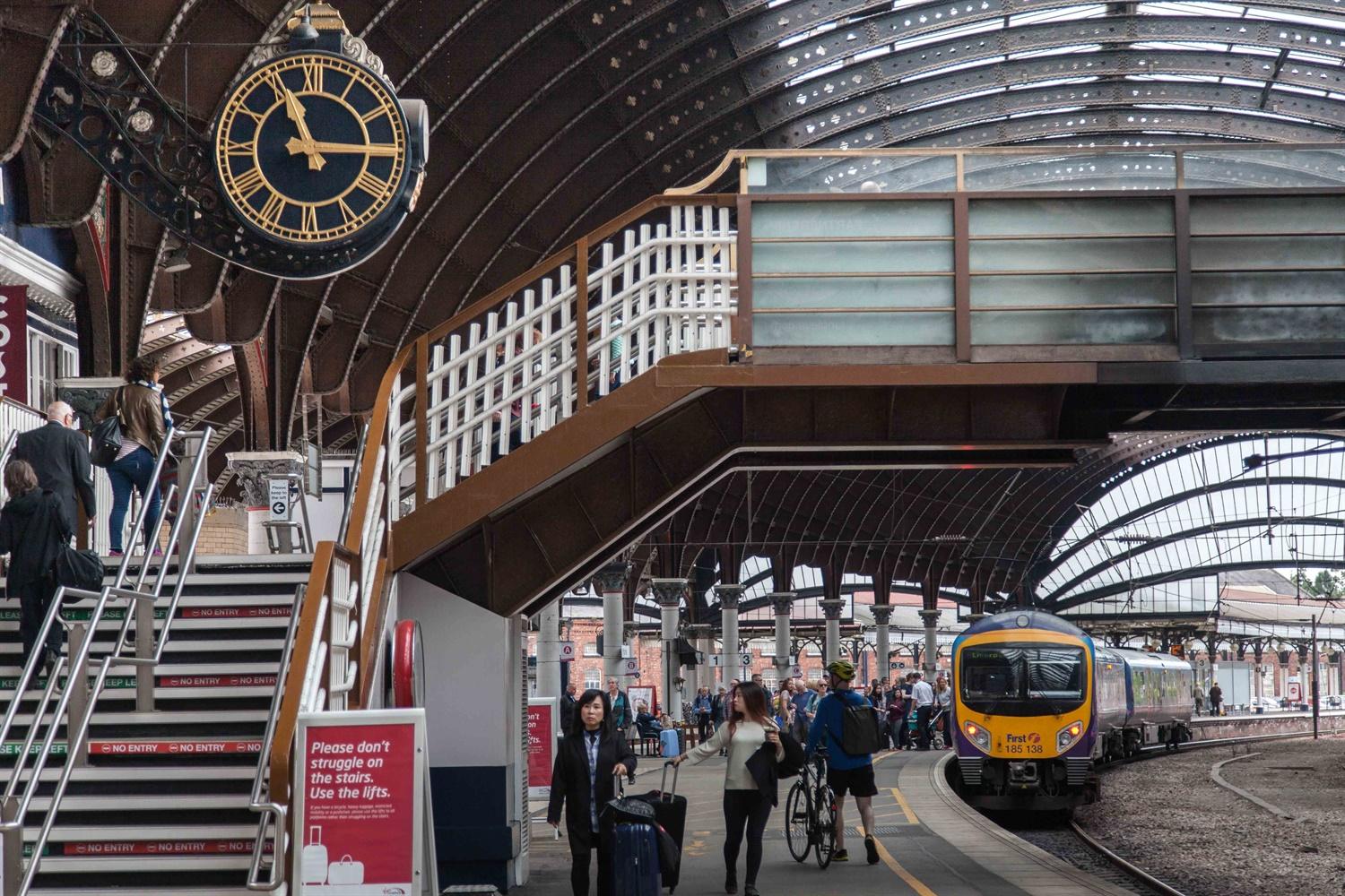 York invites public's views on £100m station revamp