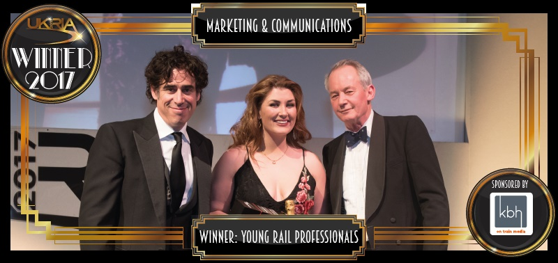 Young Rail Professional - Marketing and Communications 2