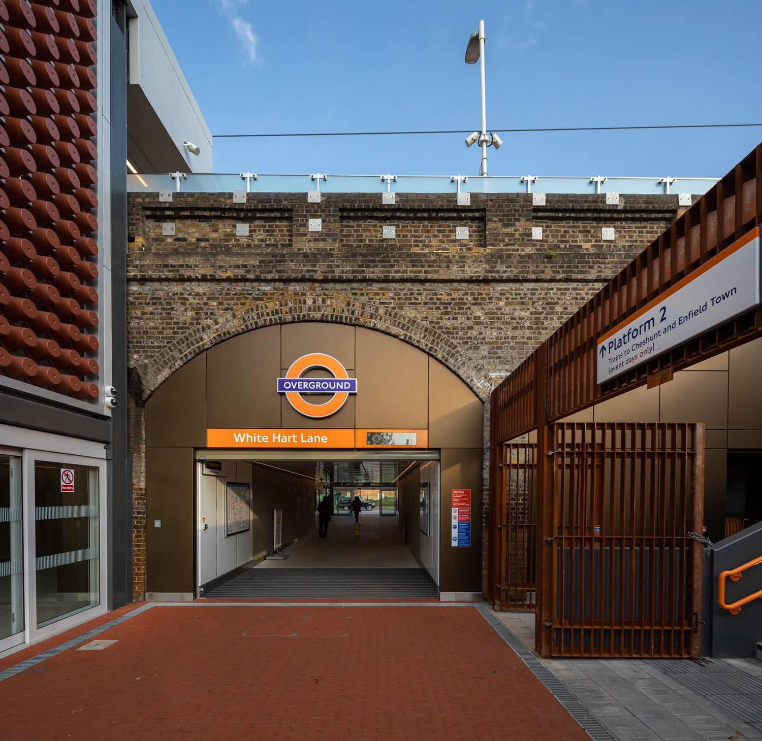 White Hart Lane Station - Fereday Pollard Architects