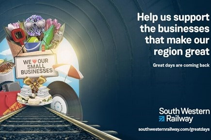 SWR launches campaign in support of local businesses