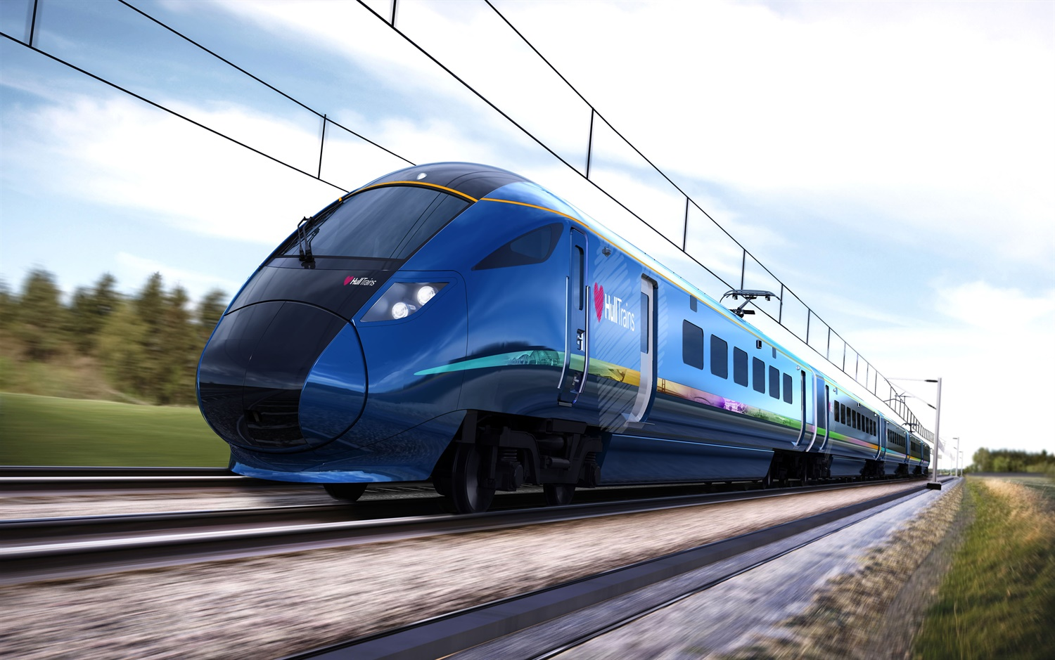 First look at 'luxurious' new Hull Trains fleet