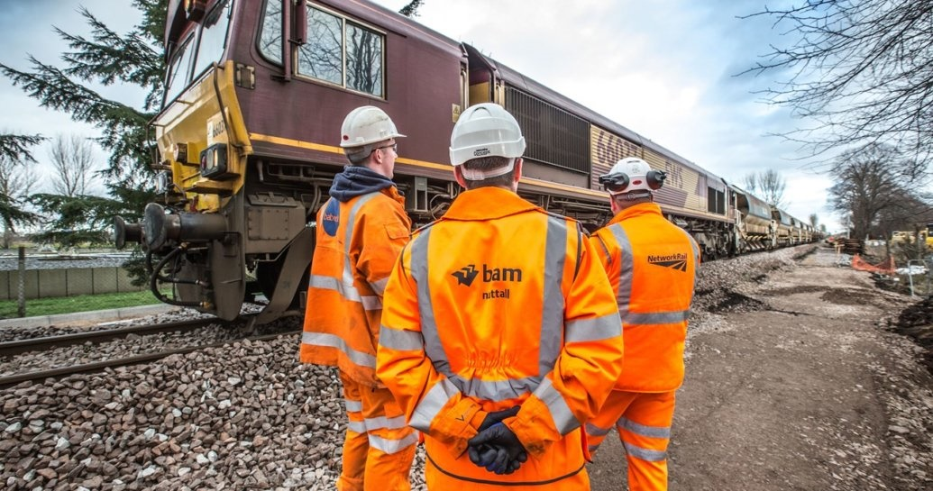 BAM Nuttall awarded £10m Highland mainline contract