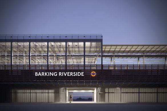 TfL awards £196m contract for Barking Riverside Overground extension