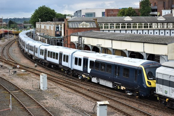 SWR welcomes new £1bn fleet