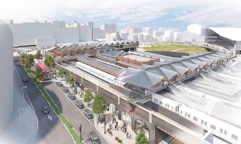 Plans revealed for major redevelopment of Birmingham Moor Street station