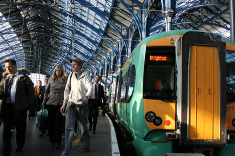 Southern to get 116 more carriages in £180m Bombardier deal