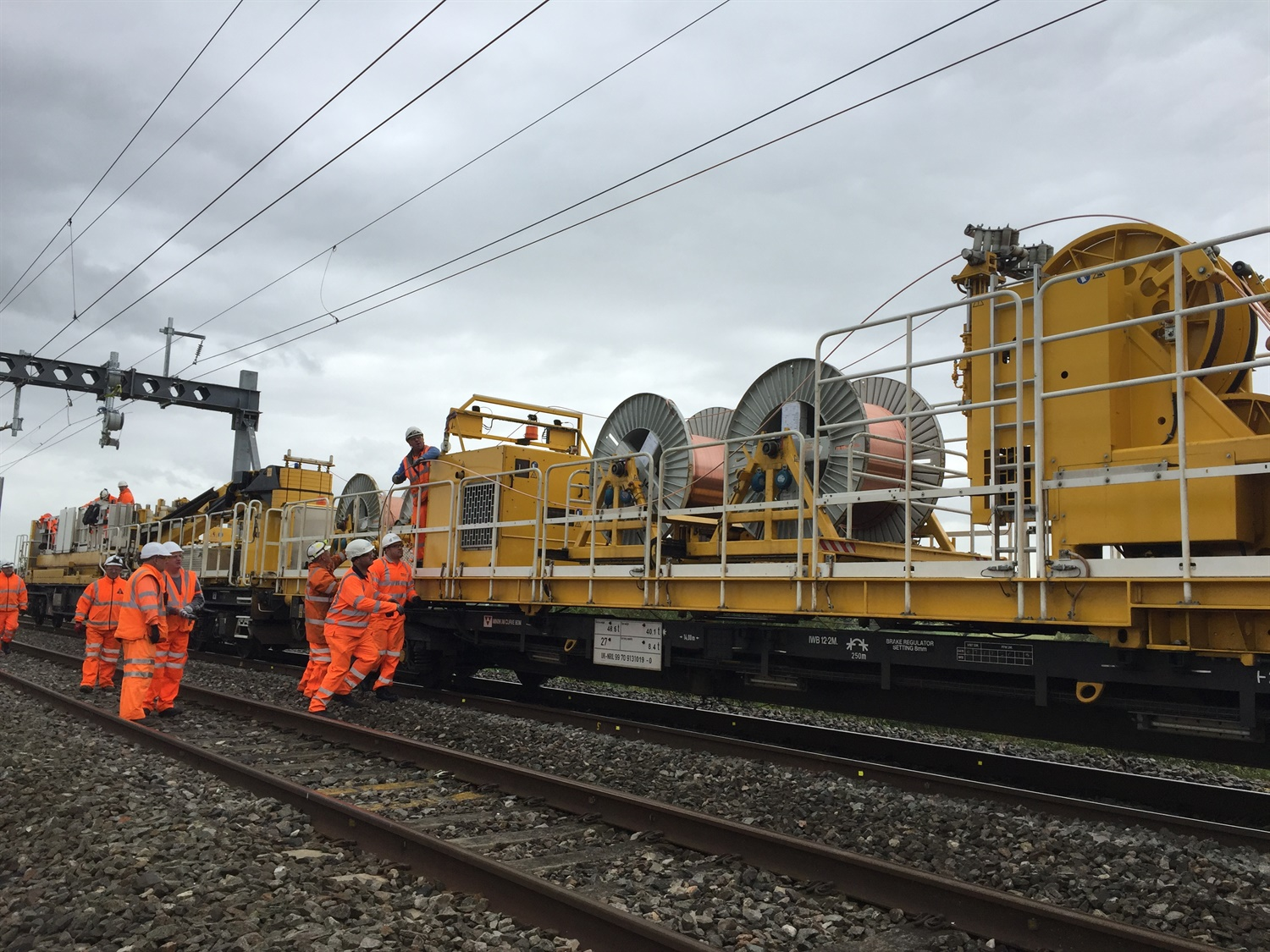 Great Western modernisation moves forward as NR completes key upgrade