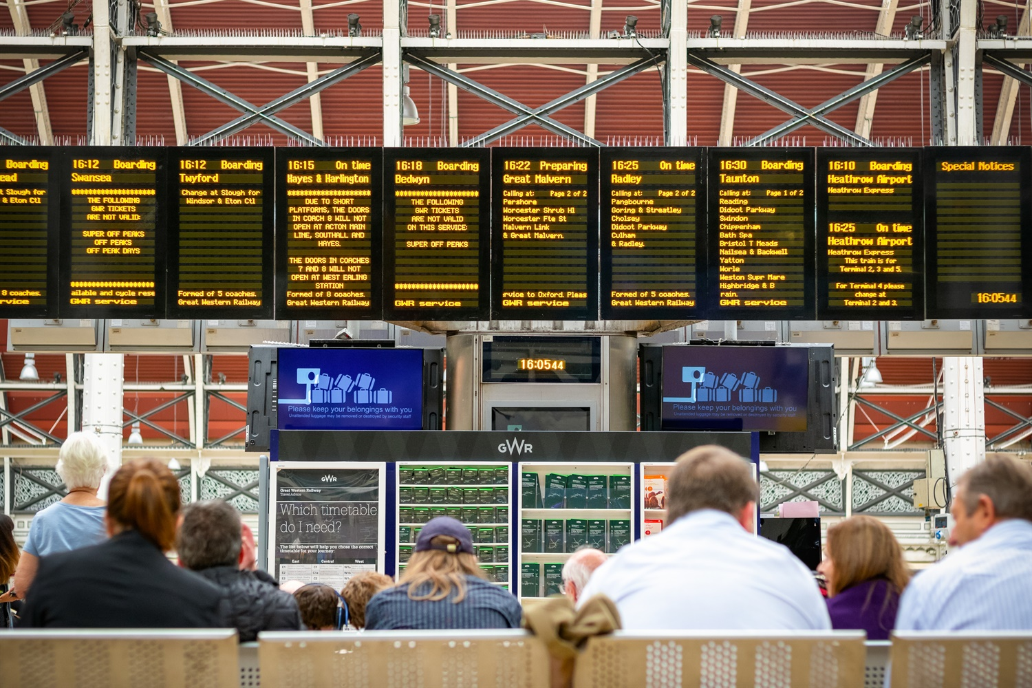 One in three train operators failing to pay out compensation on time, according to ORR