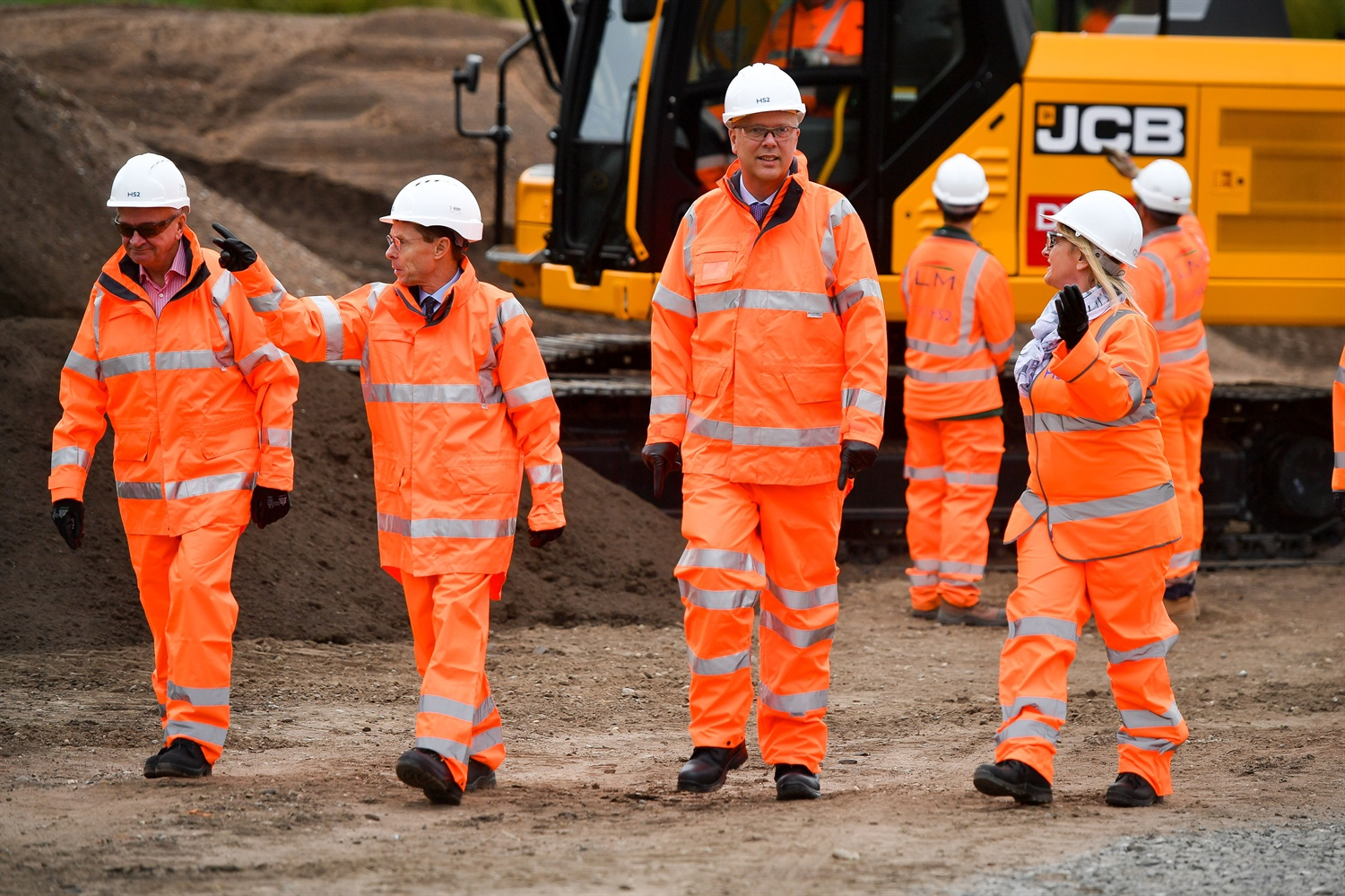 Regional leaders urge major parties to publicly back building HS2 Phase 2 route
