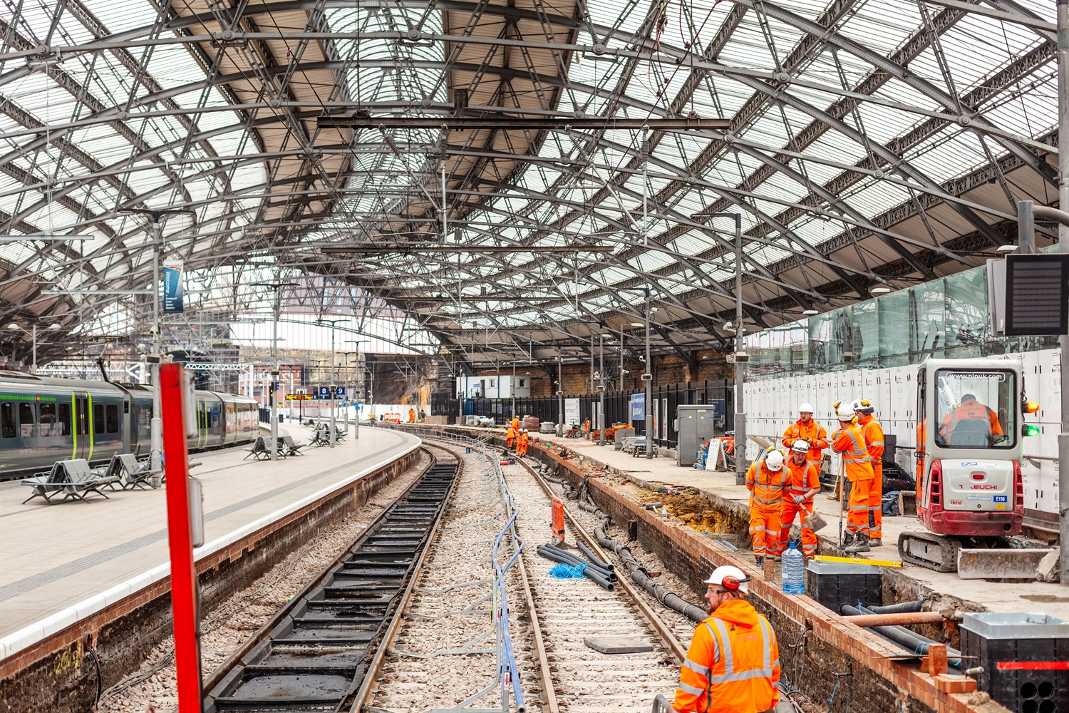 Liverpool mayor announces commission into new high-speed city centre rail station