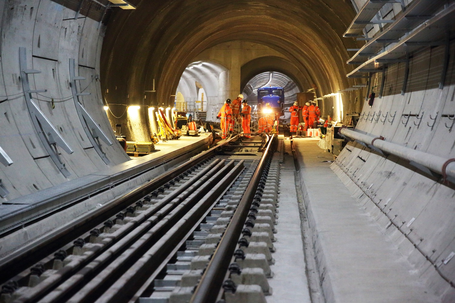HS1 and Crossrail suppliers admit to running 'illegal cartel' for 7 years