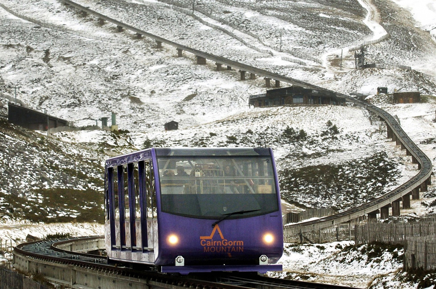 Cairngorm funicular report into UK's highest railway delayed again