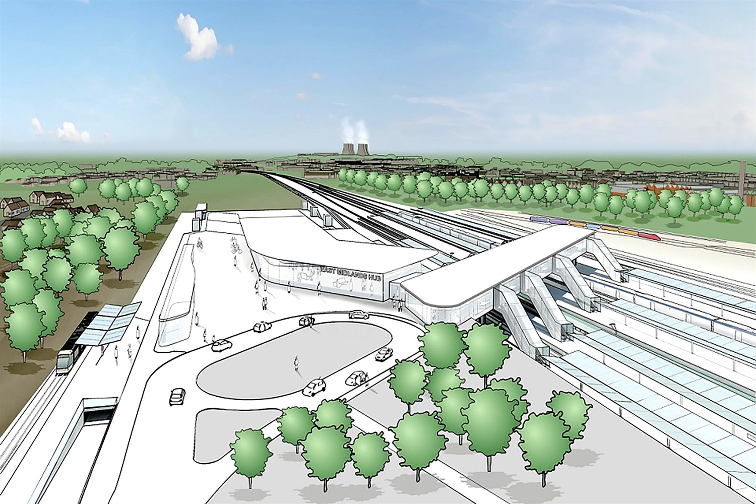 DfT deal means East Midlands HS2 station could open early