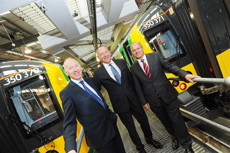New Class 350-3s for London Midland to enter service early