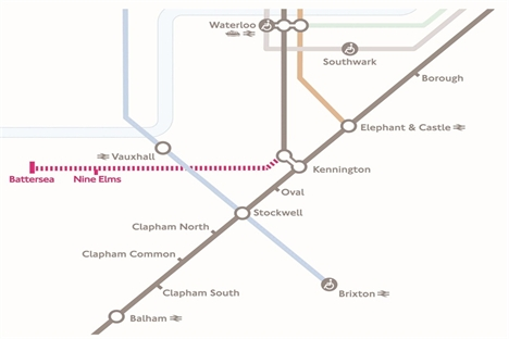Northern Line extension clears another hurdle