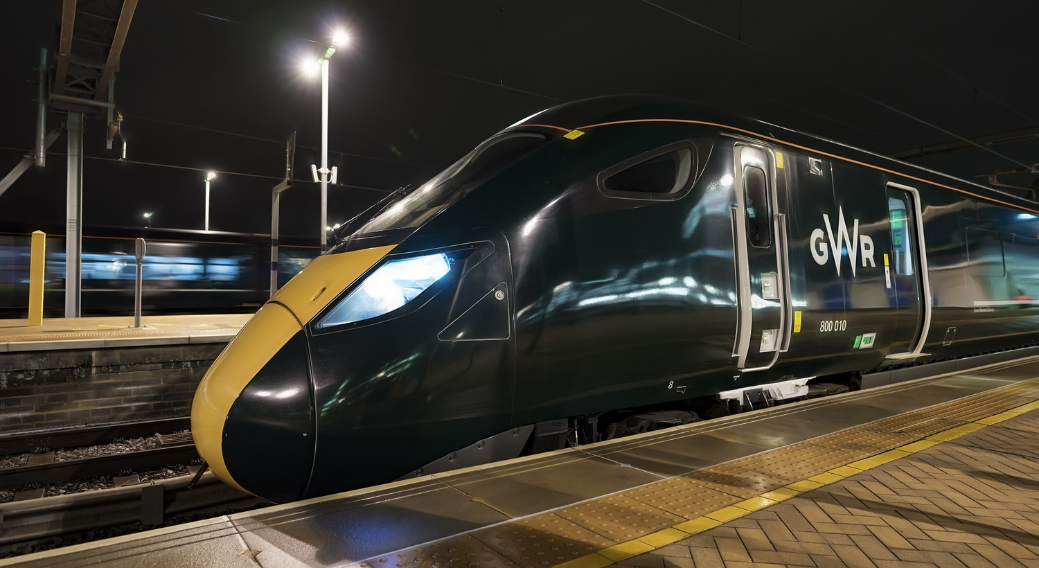 Final intercity train sees GWR deliver 10,000 more seats