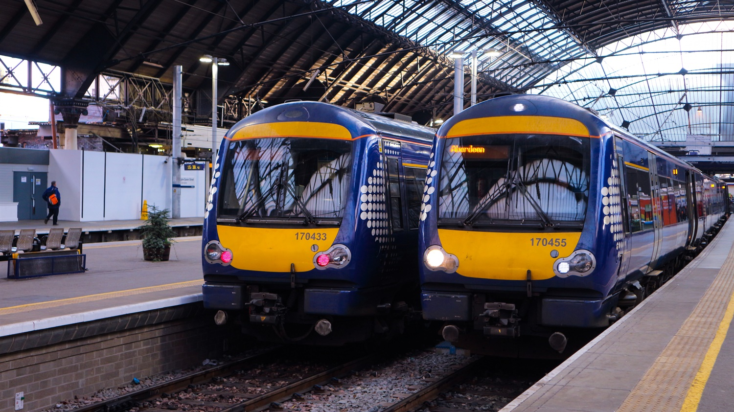 Transport secretary threatens ScotRail with franchise termination if it misses improvement targets