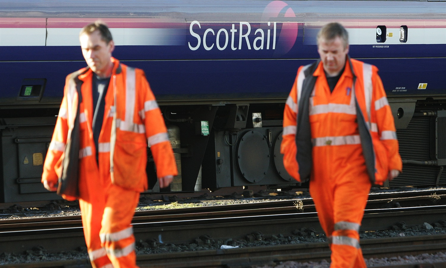 ScotRail MD in discussions with Aberdeen MSP over rail performance issues