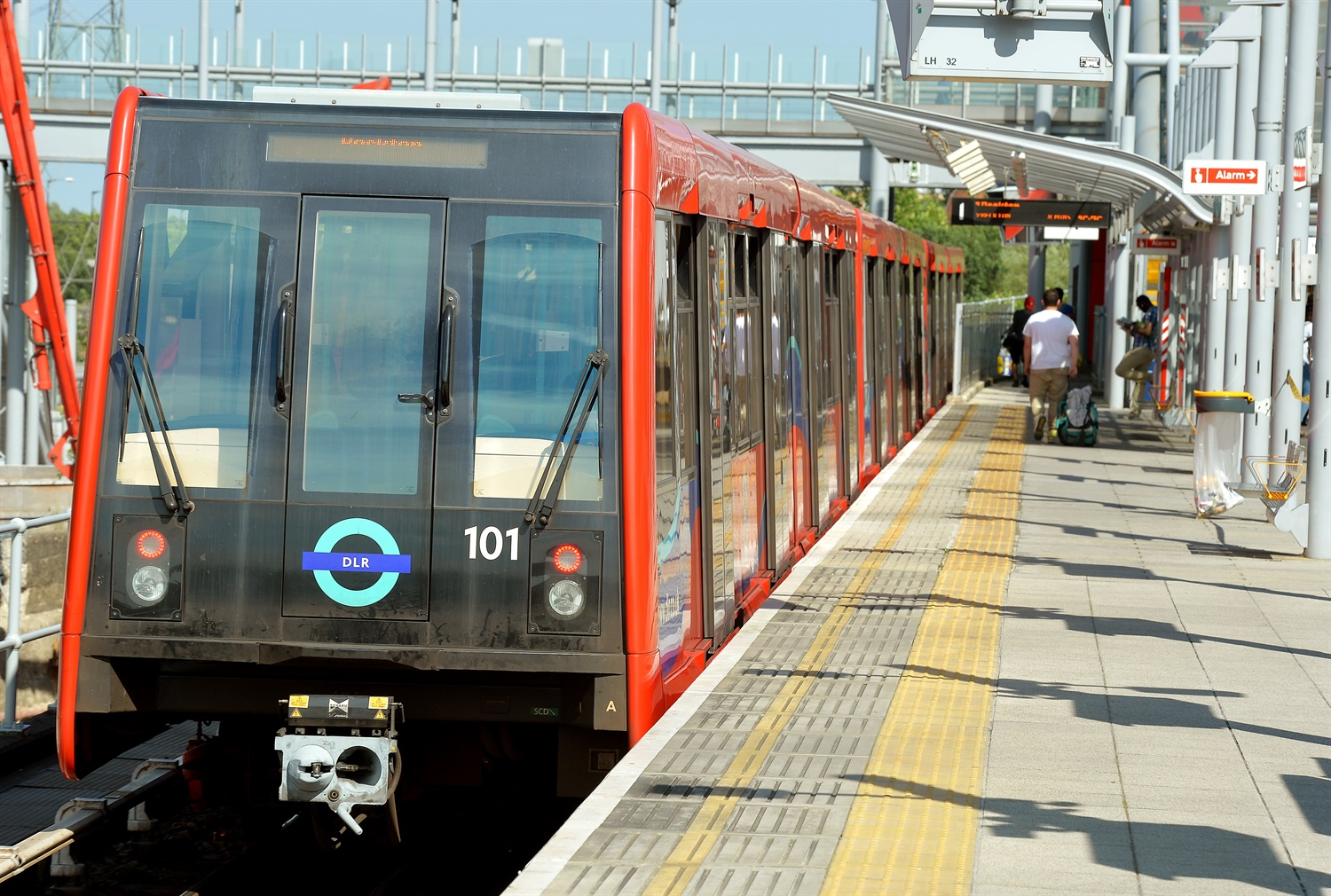 TfL awards contract for new DLR fleet to replace 30-year-old trains