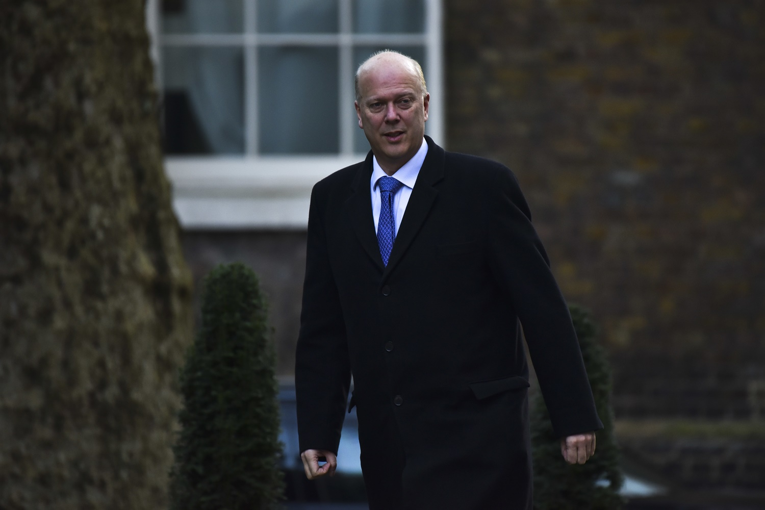 Grayling: government will not 'betray' Midlands or north and will deliver HS2