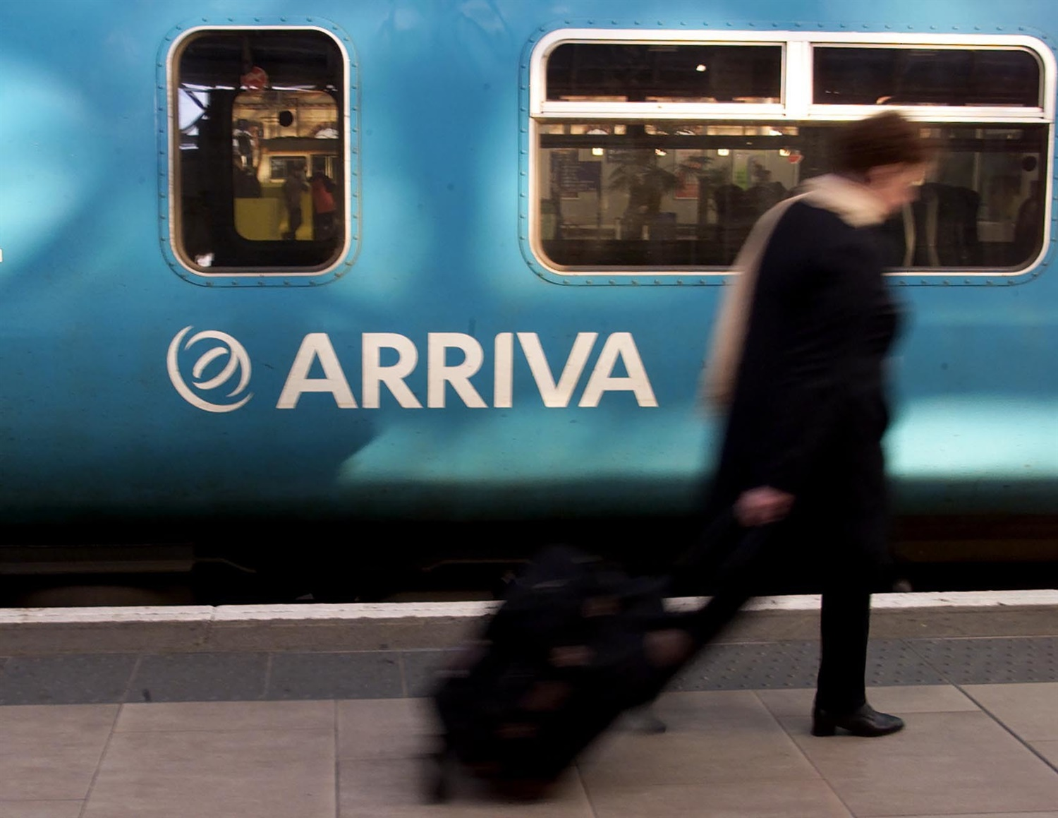 Deutsche Bahn may sell Arriva to plug multi-billion gap in finances