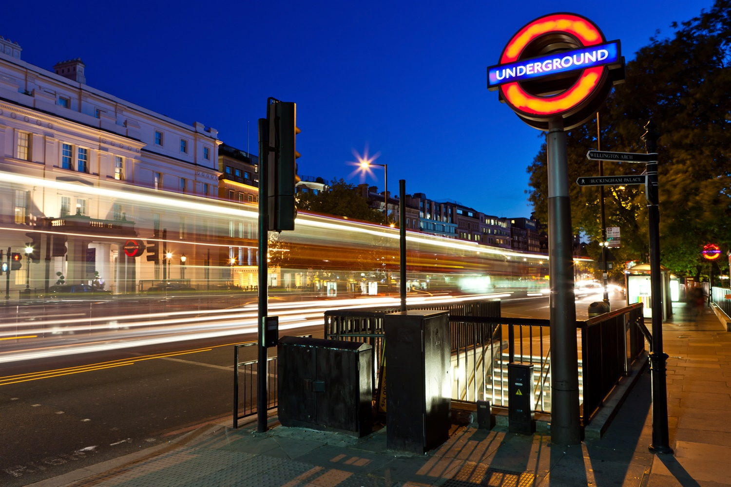 How data keeps London moving faster