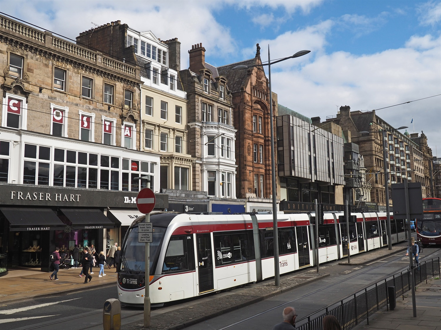 Decision due on Edinburgh tram extension as cost rises to £207m