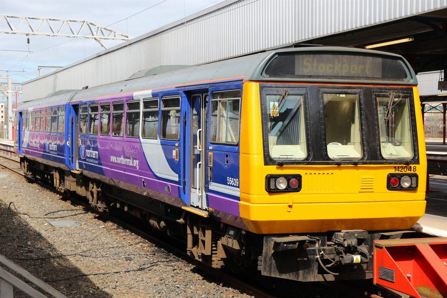 40-year-old Pacer trains in East Lancashire gone by end of the year, assures Northern