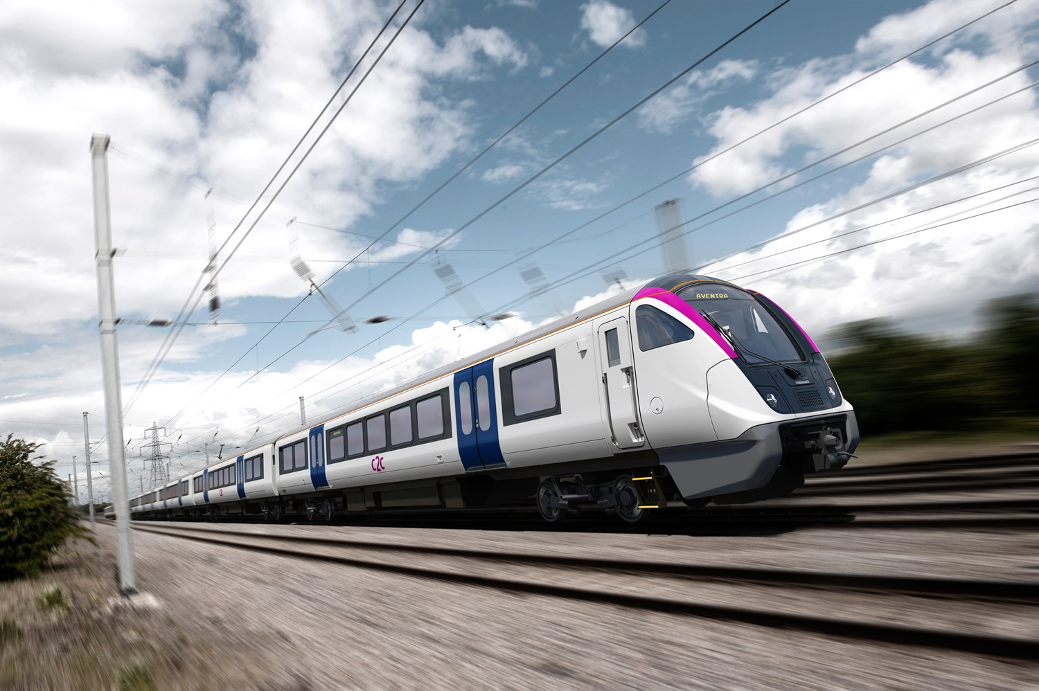 c2c announces £100m train deal with Bombardier