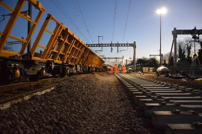Network Rail reveals winner of final track works contract worth £1.5bn