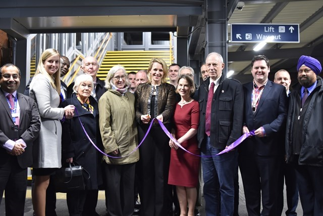 £5m upgrades completed at Whitton station